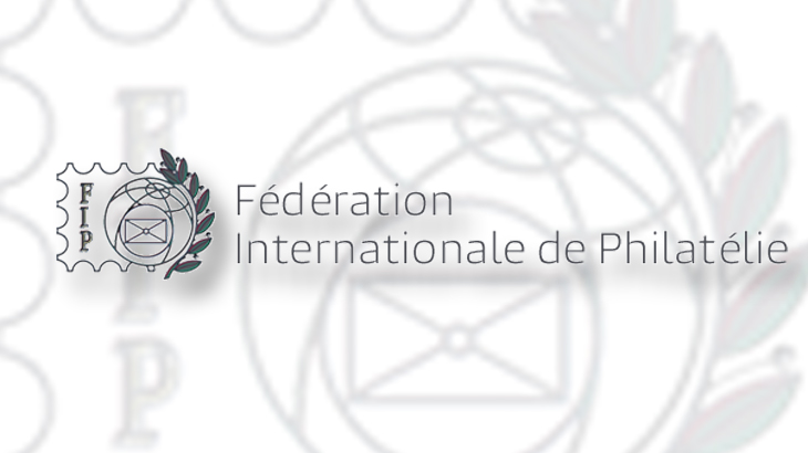 International Federation of Philately logo