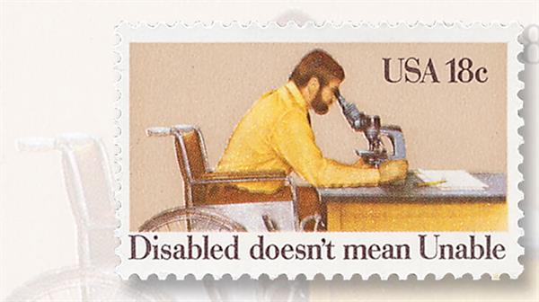 international-year-disabled-persons-stamp