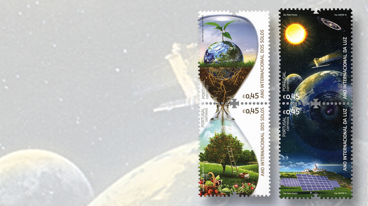 international-year-of-soil-international-year-of-light-stamps