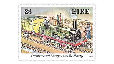 ireland-1984-150th-anniversary-irish-railways-stamp