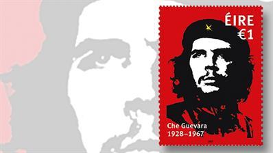 ireland-an-post-che-guevara-fifty-death-anniversary