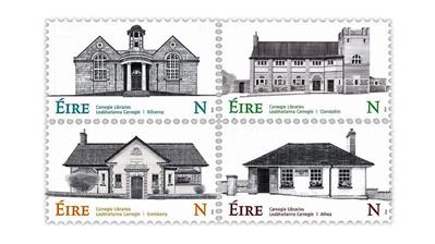 ireland-andrew-carnegie-libraries-stamps