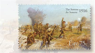 ireland-battle-of-the-somme-stamp