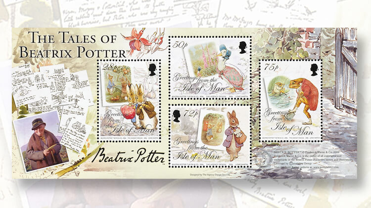 isle-of-man-beatrix-potter-souvenir-stamp-sheet
