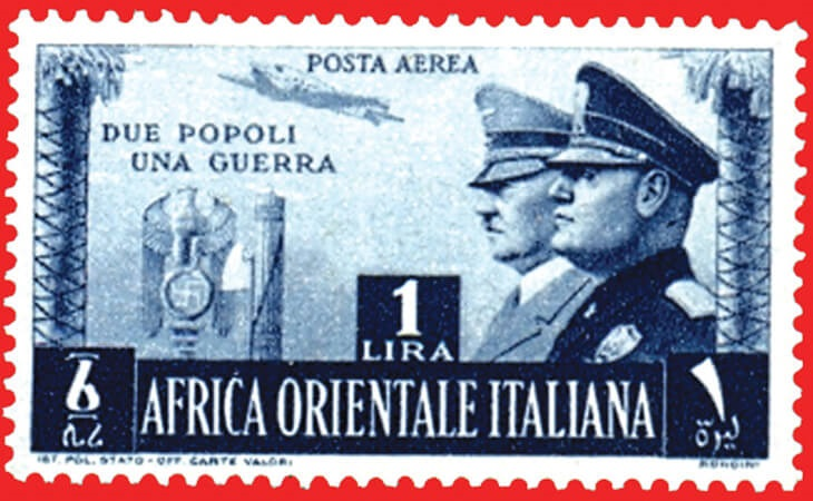 Italian bill would ban sale of fascist-themed stamps: Linn's