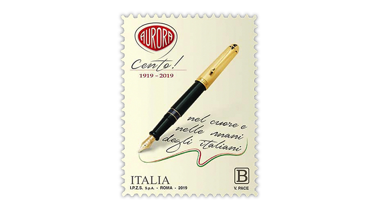 italy-fountain-pen-centennial-stamp