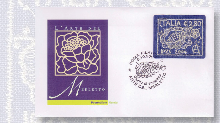 italy-lacemaking-embroidered-stamp