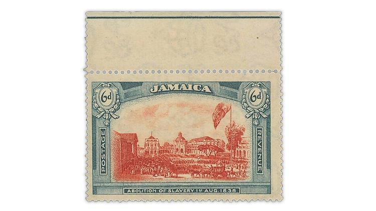 jamaica-1921-unissued-abolition-slavery-stamp