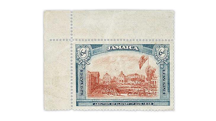 jamaica-unissued-abolition-slavery-stamp