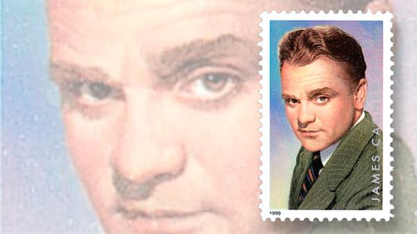 james-cagney-hollywood-stamp
