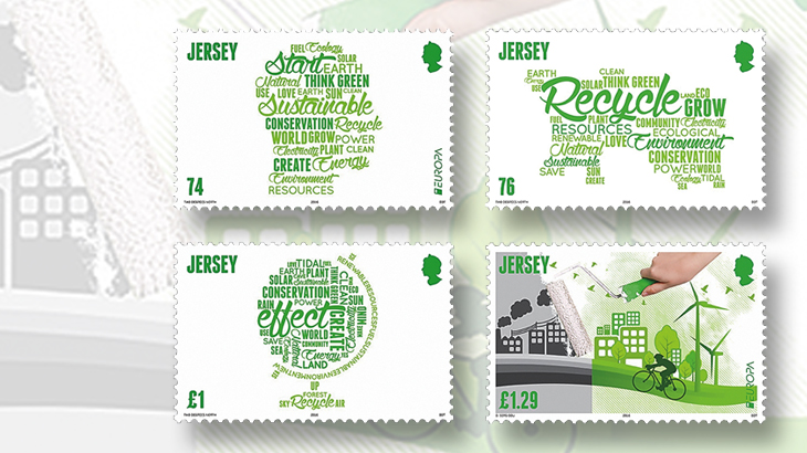 jersey-europa-think-green-stamps