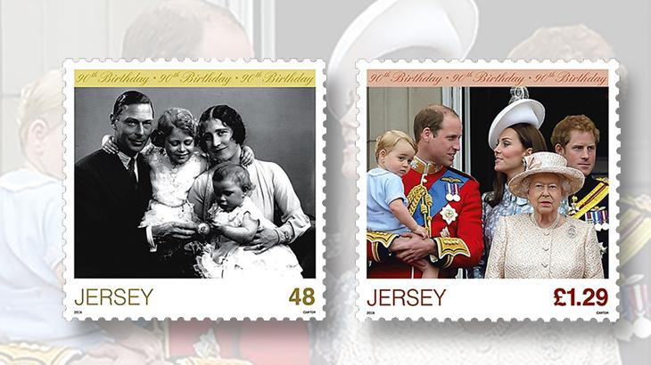 jersey-queen-elizabeth-ii-royal-stamps