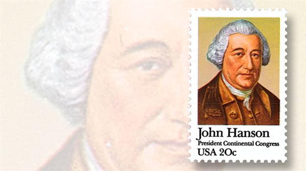 john-hanson-commemorative-stamp