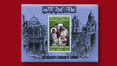 jordan-100-fils-souvenir-sheet