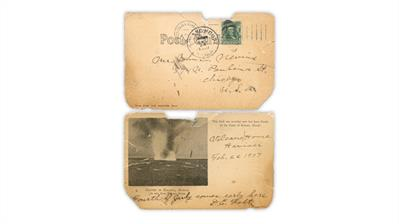 kilauea-crater-hawaii-hot-lava-cracks-1907-postcard