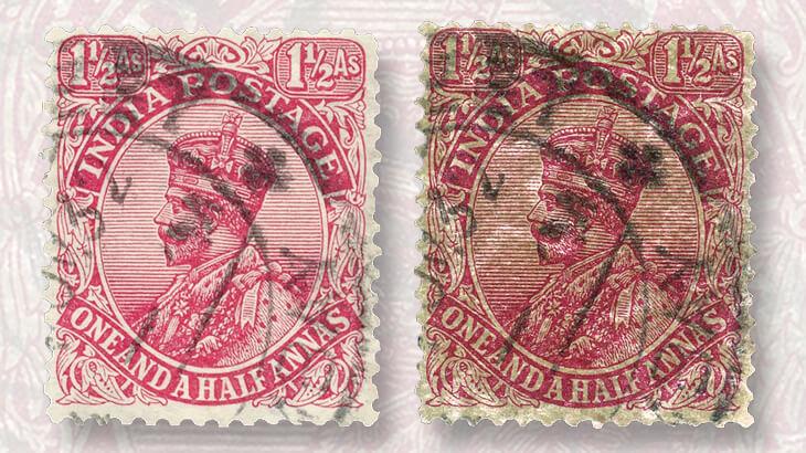 king-george-v-stamp-india