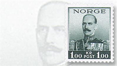 king-haakon-vii-norway-stamp