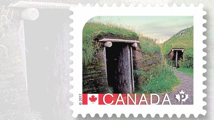 lanse-aux-meadows-stamp