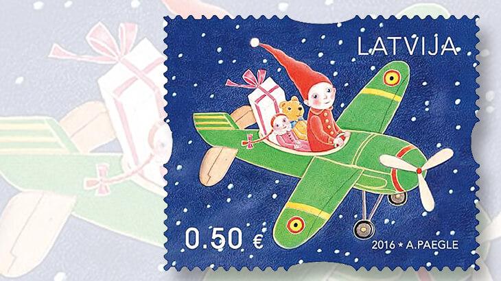 latvia-2016-christmas-elf-stamp