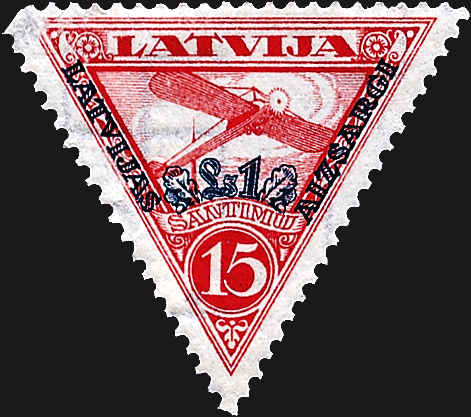 latvia-airmail-semipostal-stamp-latvian-home-guards-1931