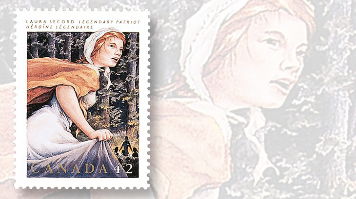 laura-secord-stamp