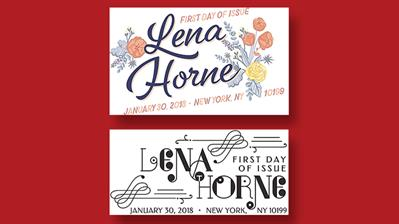 lena-horne-first-day-cancels