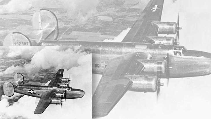 liberator-express-airplane-second-world-war
