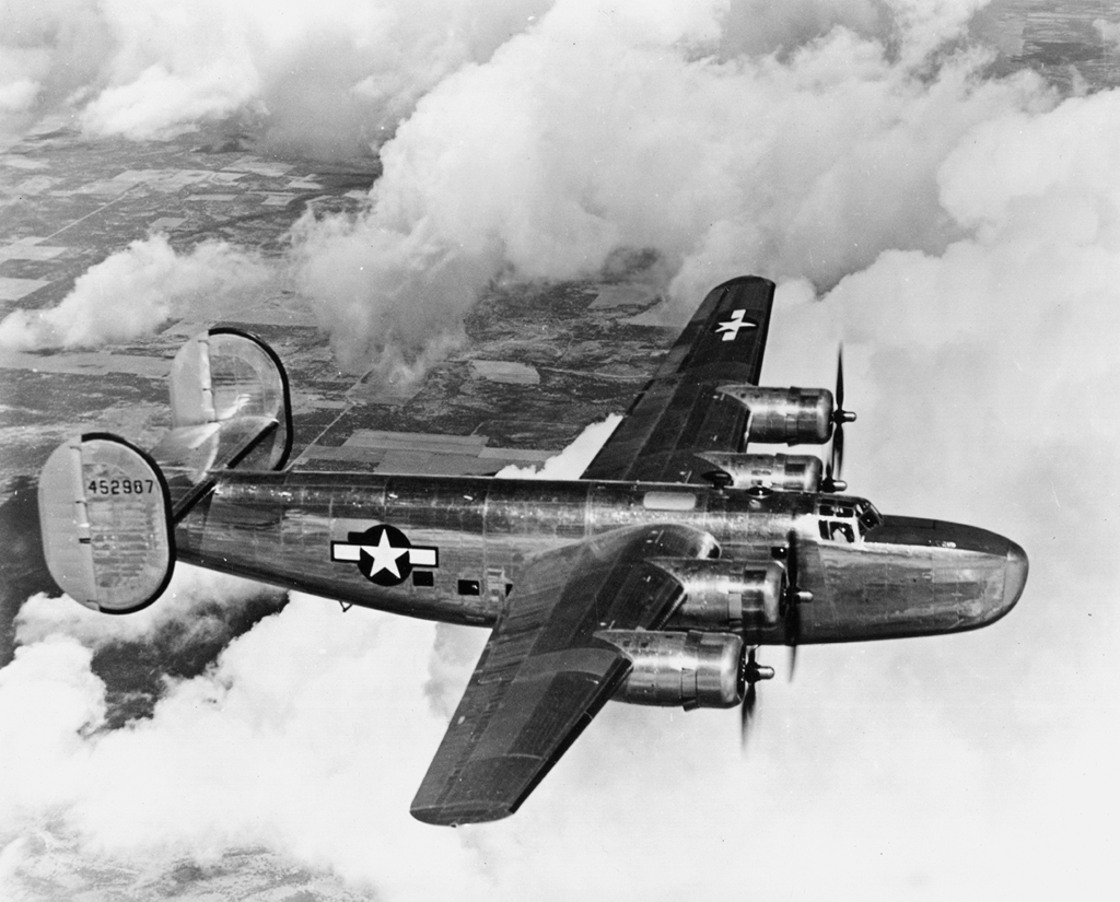 liberator-express-airplane-world-war-2