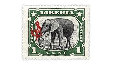 liberia-1906-overprinted-official-mail-stamp