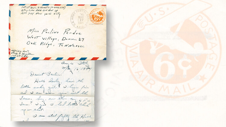 More Atomic Bomb Postal History Surfaces