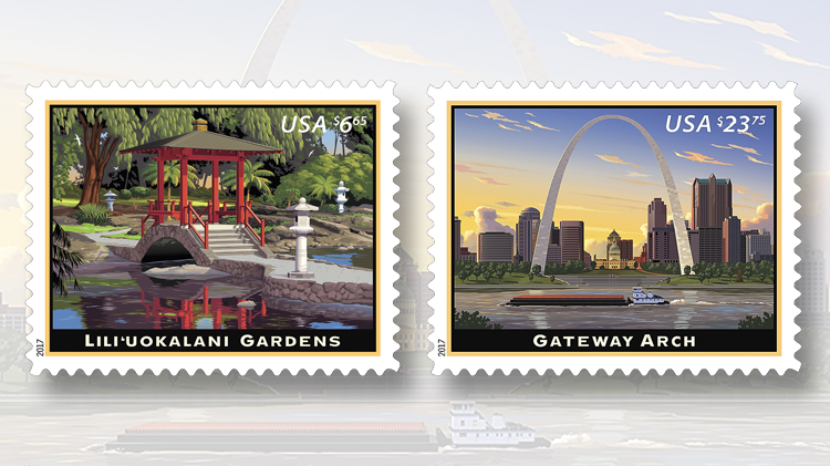 USPS announces another 14 stamps for 2017 | Linns.com