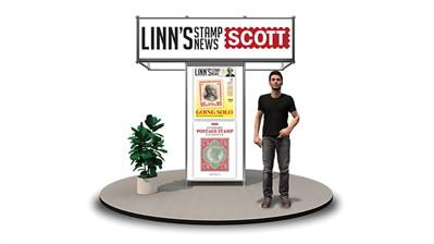 linns-stamp-news-scott-catalogs-booth-stampex-virtual-exhibition