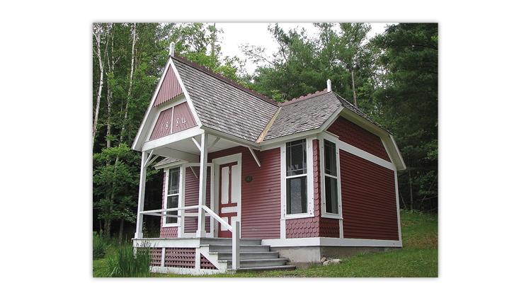 little-red-cottage