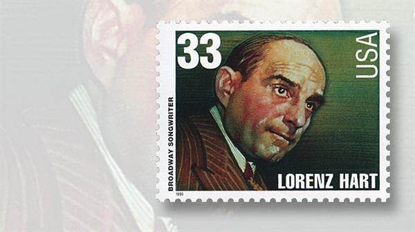 lorenz-hart-american-music-stamp