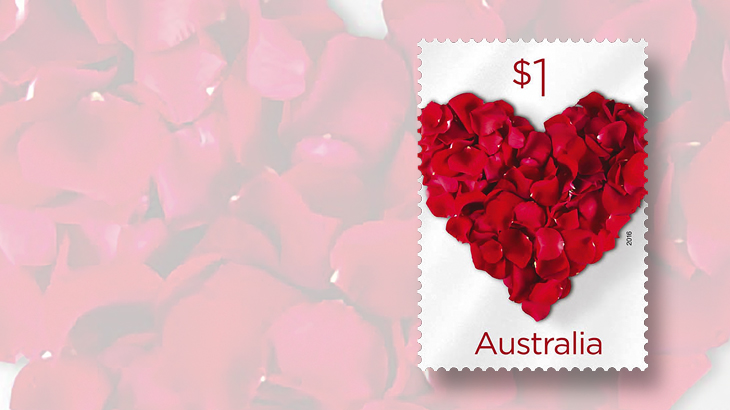 love-letters-hearts-on-stamps-australia-rose-petals