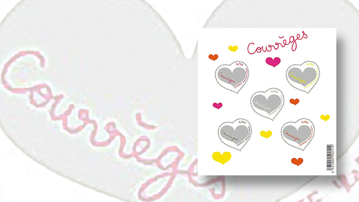 love-letters-hearts-on-stamps-france-courreges-design-house