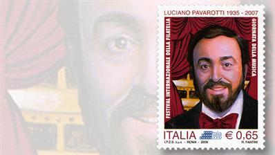 luciano-pavarotti-italy-commemorative
