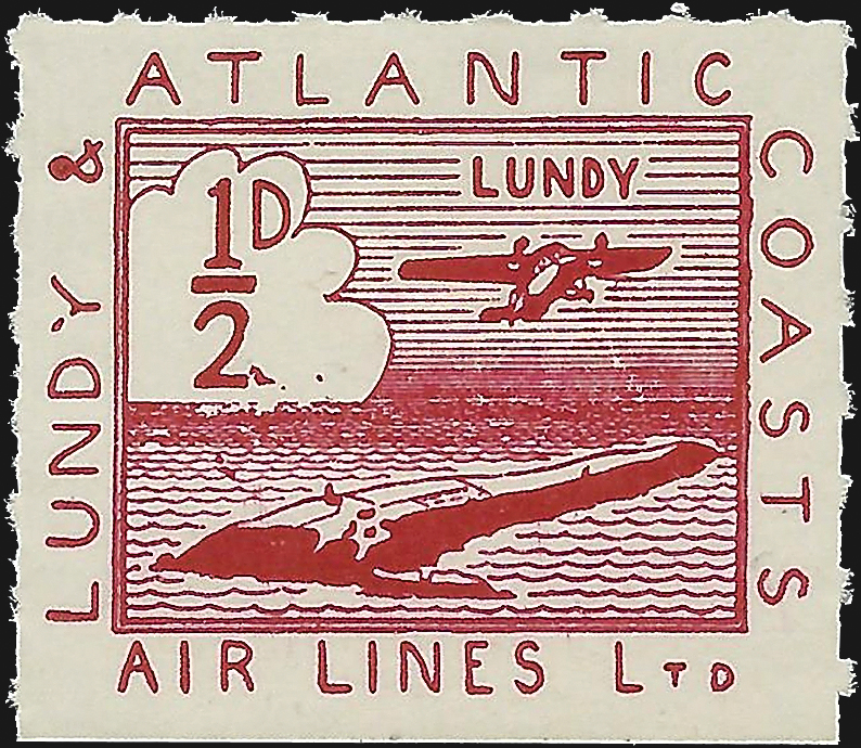 lundy-atlantic-coasts-air-lines-stamp