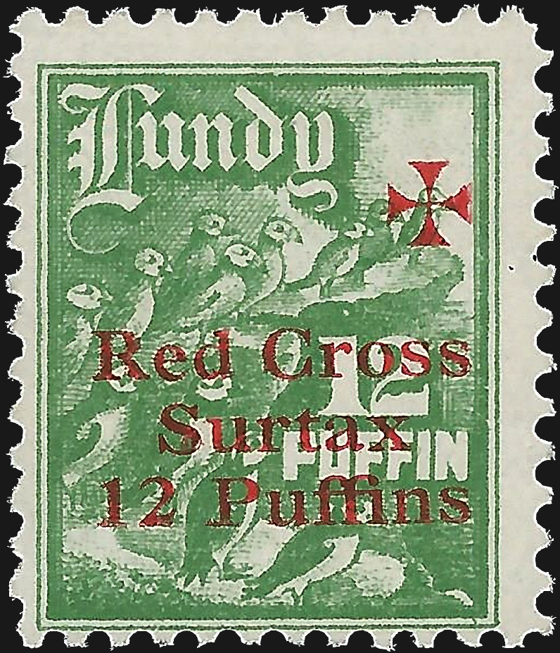 lundy-overprinted-red-cross-stamp-1940