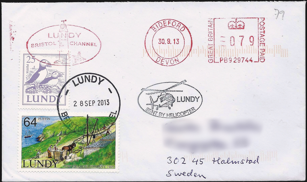 lundy-royal-mail-meter-cover-sweden