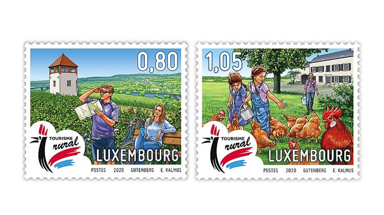 luxembourg-2020-rural-tourism-stamps-asiago-award