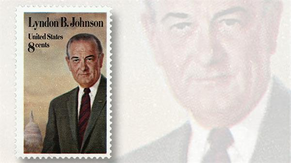 lyndon-johnson-memorial-stamp