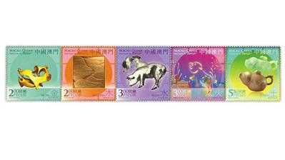 macau-2019-year-of-the-pig-stamps