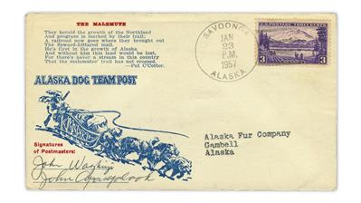 mail-transport-united-states-1957-dogsled-cover