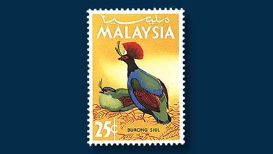 malaysia-1965-bird-stamp