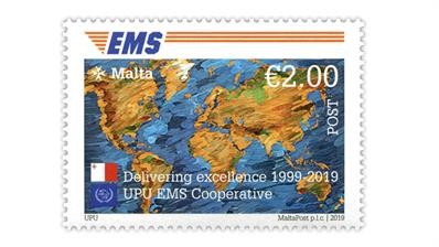 malta-2019-express-mail-service-cooperative-stamp