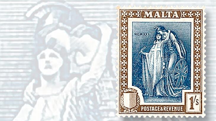 malta-melita-stamp