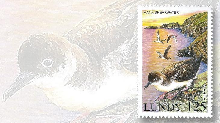 manx-shearwaters-stamp
