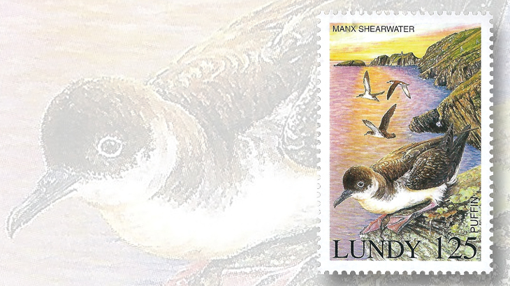 manx-shearwaters-stamp