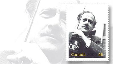 marshall-mcluhan-canada-millennium-stamp